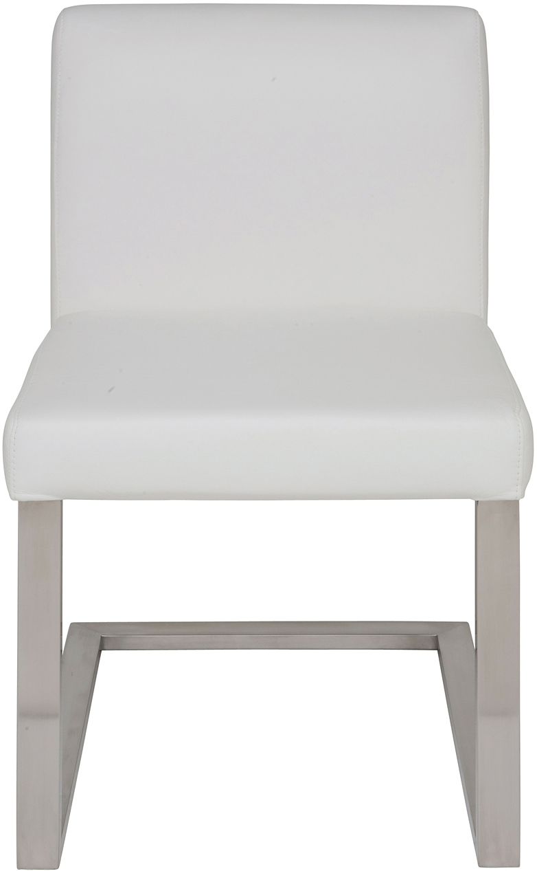 nuevo living bruno dining chair white