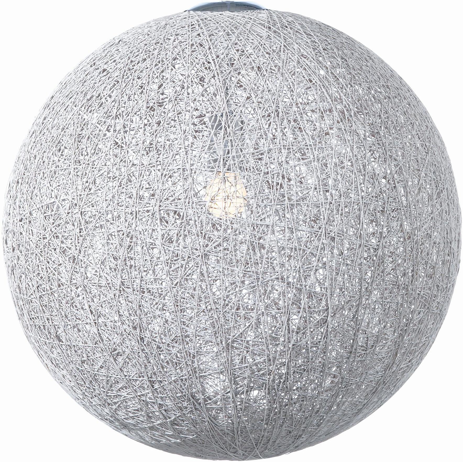 the nuevo living string pendant lamp in white