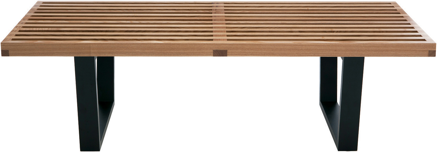 the nuevo living tao bench in ash