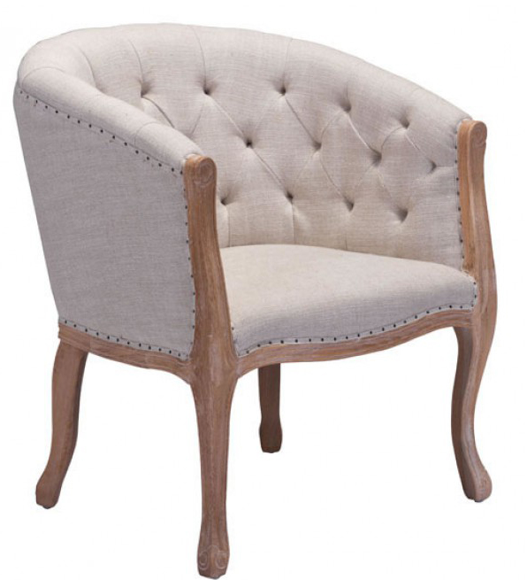 advanced interior designs presents the brand new shotwell dining chair beige