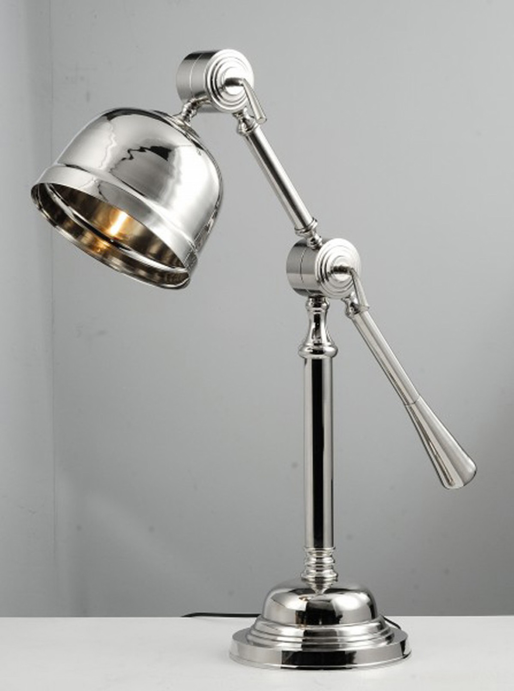 Find a great silver lamp lamp deal at Advanced Interior Designs