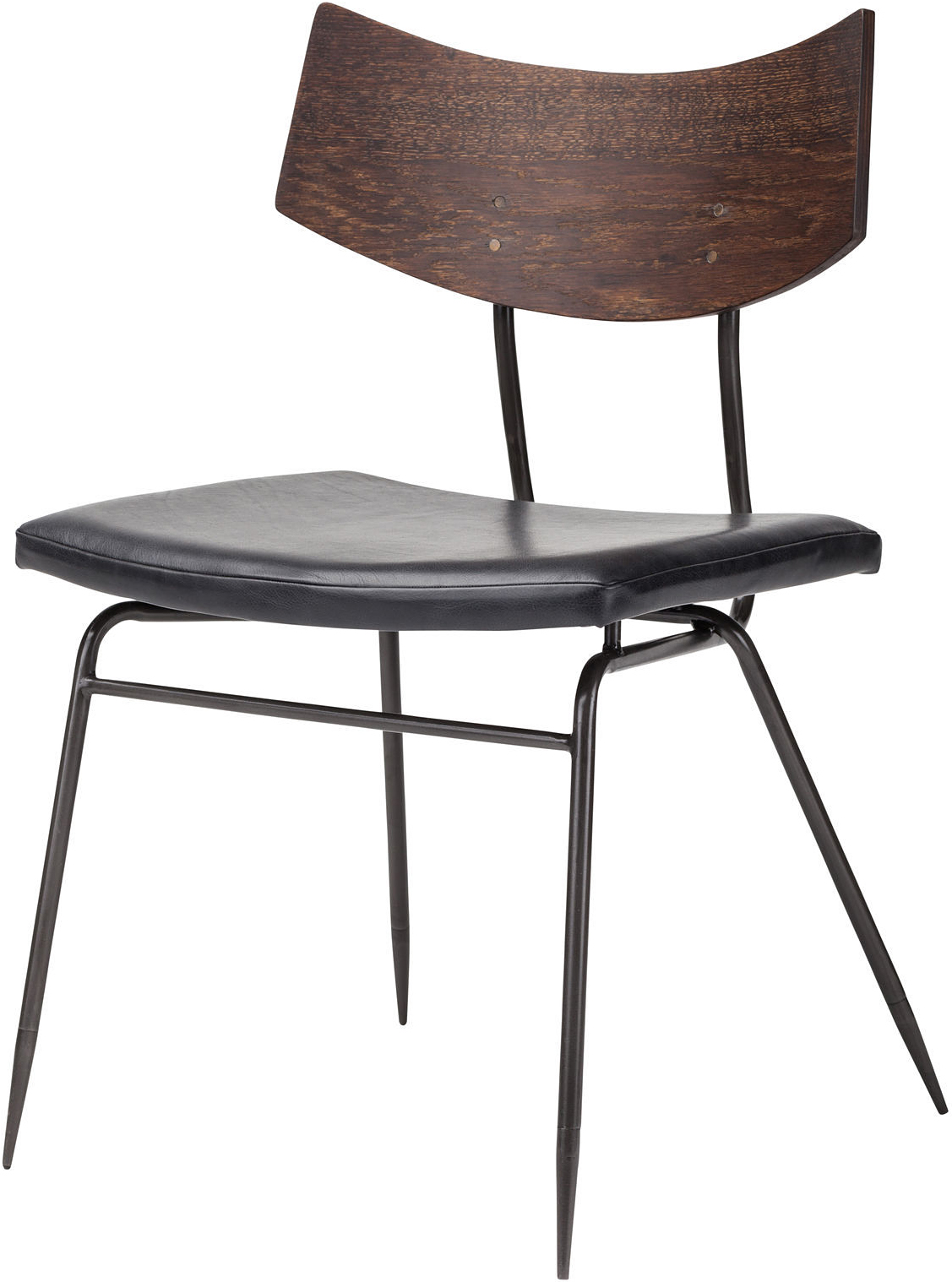 the soli dining chair by nuevo living