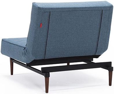 innovation splitback chair mixed dance light blue