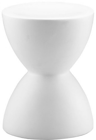 brand new stool in white available at AdvancedInteriorDesigns.com