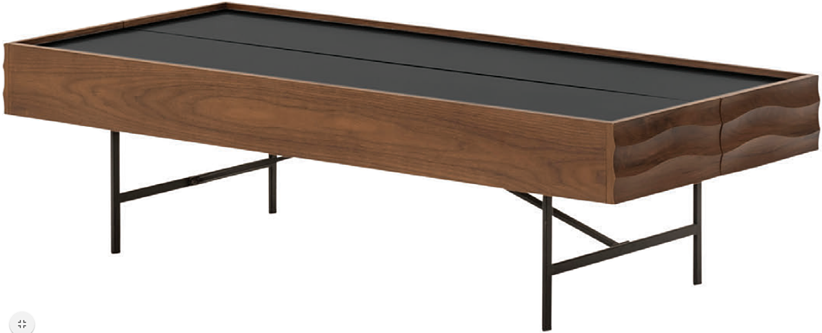 swell coffee table by nuevo living