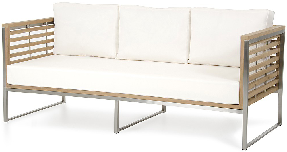 discount teak sofa outdoor on sale at AdvancedInteriorDesigns.com