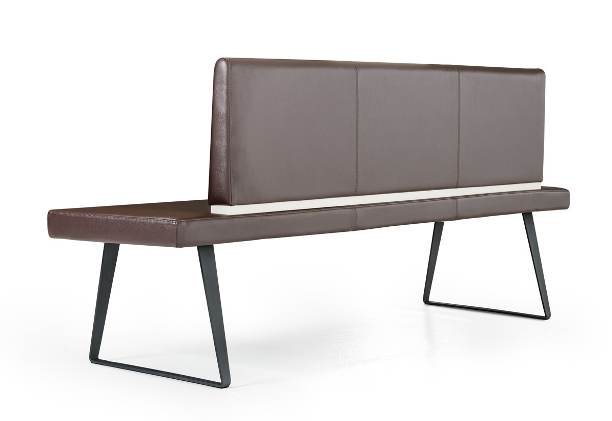 We Ve Got A Brand New Upholstered Dining Room Bench With Back Available At Advanced