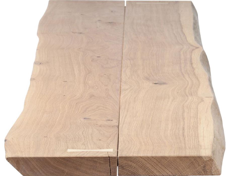 nuevo vega bench raw oak