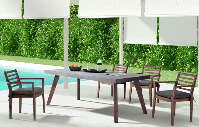 zuo 703588 son dining table