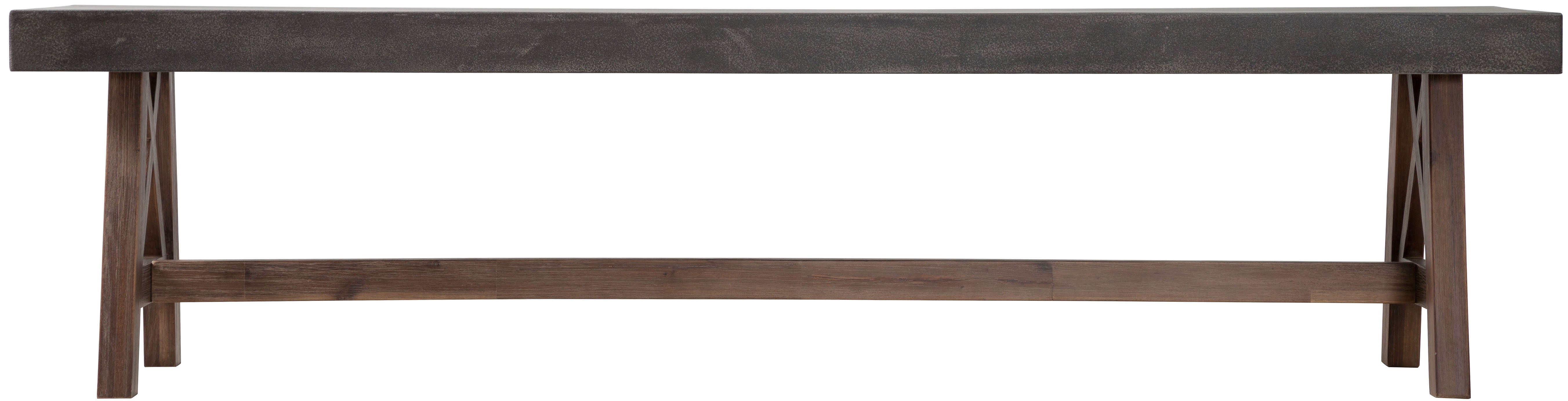 zuo modern 703595 ford bench