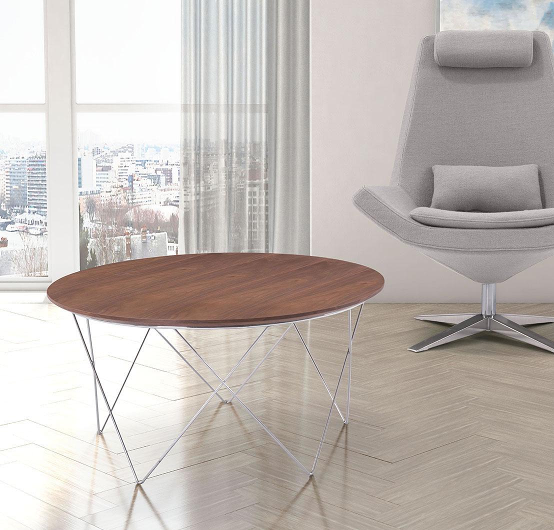 Macho Coffee Table Zuo Modern 404070