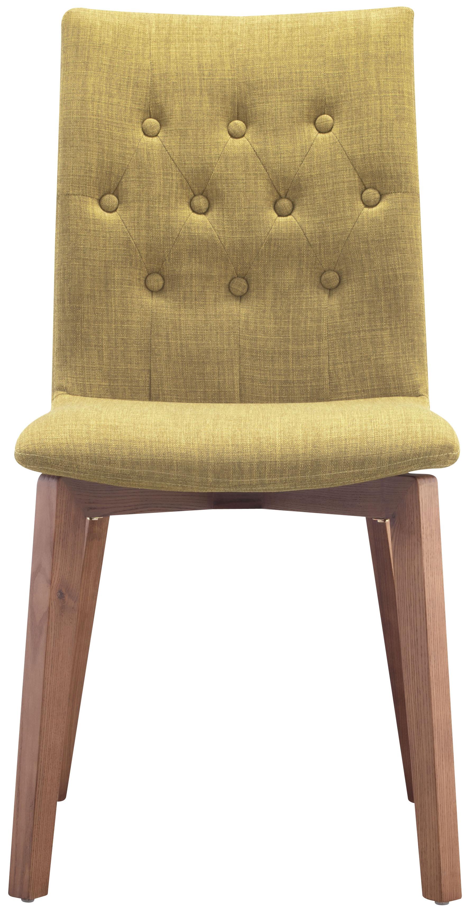 zuo modern orebro dining chair pea