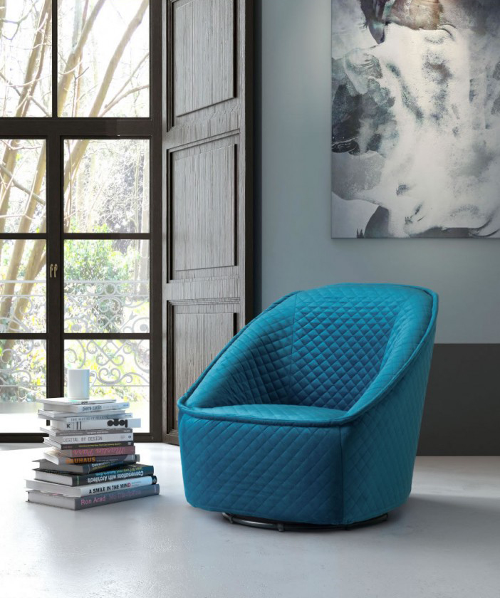this is the zuo pug swivel chair