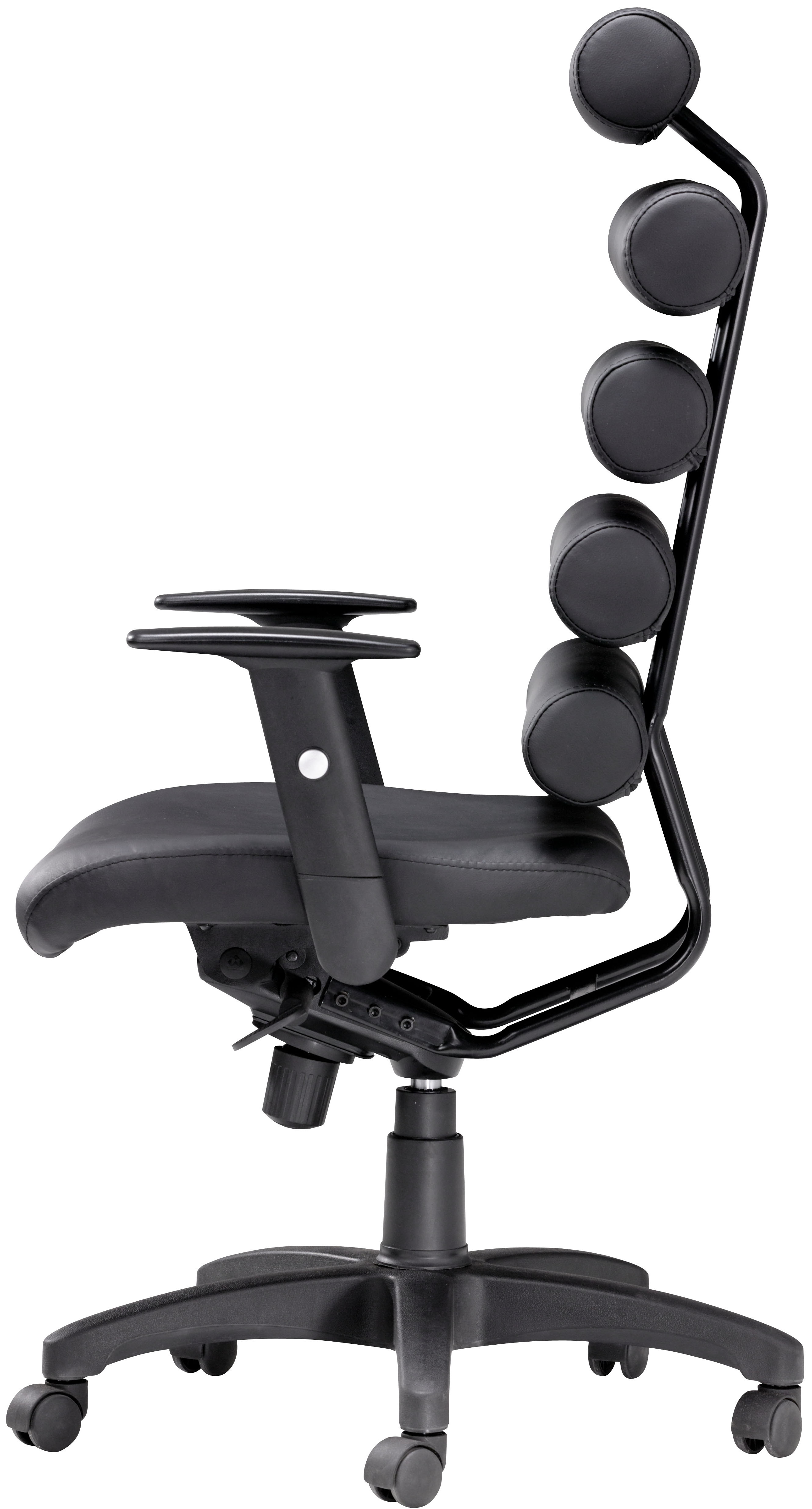 unico office chair. Plain Chair Zuo Unico Office Chair In Black And L