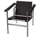 Le Corbusier Basculant Arm Chair LC1