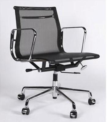 ... Aluminum Mesh Management Chair. Image 1