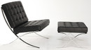 Exposition Lounge Chair & Ottoman