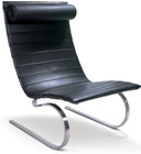 Poul Kjaerholm PK20 Chair - Leather