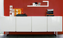 Calligaris Seattle 4 Door Buffet