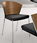 Calligaris Mya Leather Chair