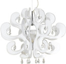 Karina Chandelier - White