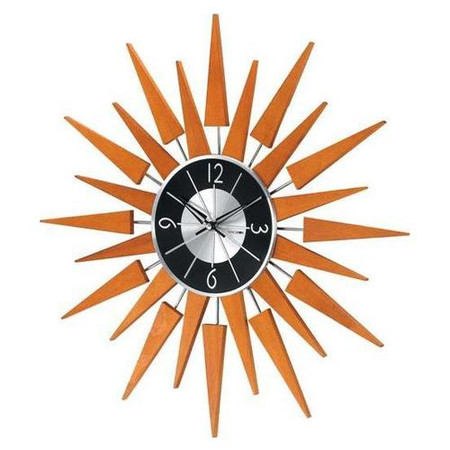 George Nelson Wood Sun Clock