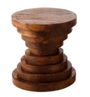 Carroll Wood Table - Walnut