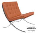 Exposition Chair - Tangerine
