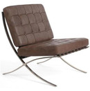 Exposition Chair - Chocolate