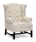 Madison Club Chair - Beige