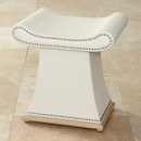 Sultan Bench in Ivory
