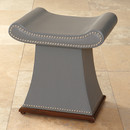Sultan Bench in Gray