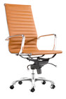 AG Management High Back Chair - Terracotta