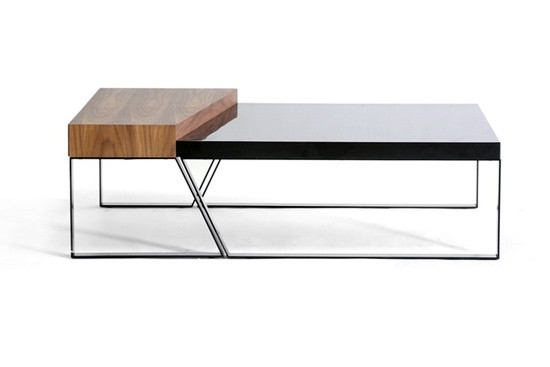 Divide Coffee Table