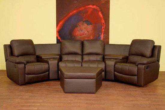 console cupholder storage loveseat griffith and for sofa sofas multimedia barcalounger home theater dual