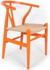 Wishbone Chair - Orange