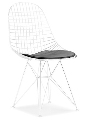 Home · Chairs; Eiffel Wire Chair. Image 1