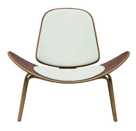 Artemis Lounge Chair Leather