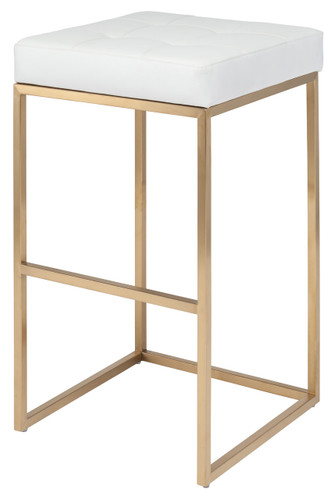 Nuevo Gold Chi Bar Stool Advancedinteriordesigns Com
