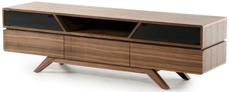 Alan Walnut TV Unit