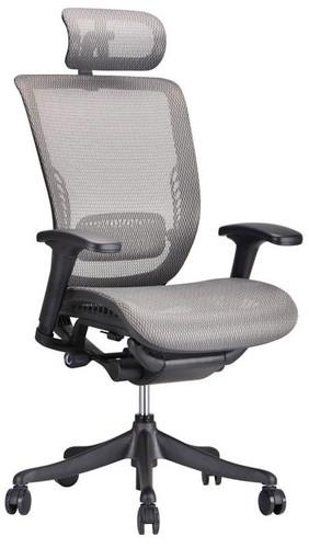 Ergo Grey Mesh Ergonomic Office Chair