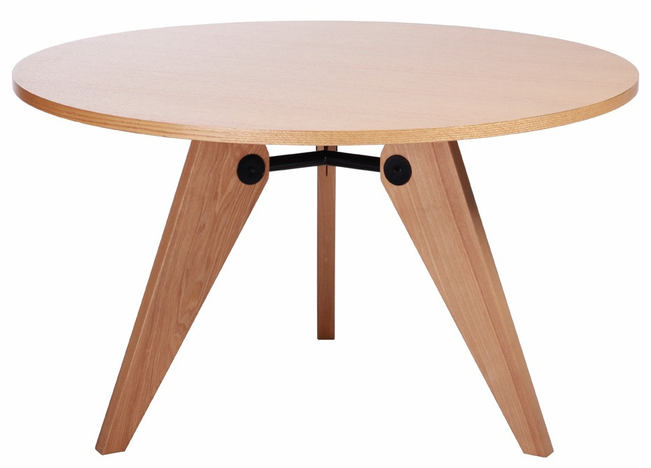 Gueridon Dining Table Jean Prouve Style Homa And Office Furniture