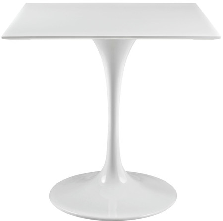 "Tulip Table 36"" Square Top"