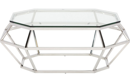 Nuevo  Diamond Rectangular Coffee Table