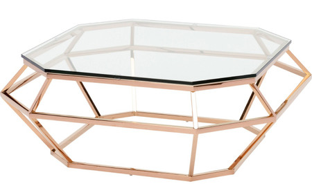 Diamond Square Coffee Table