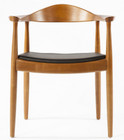 Wegner Style Kennedy Arm Chair
