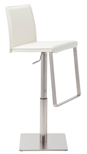 Kailee Brushed Adjustable Stool