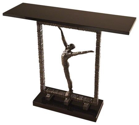 Reach Out of the Box Console Table