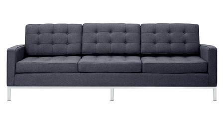 Grey Wool Florence Sofa