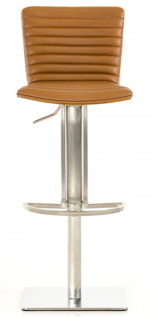 Man Cave Bar Chairs : Rey camel bar stool man cave modern stools